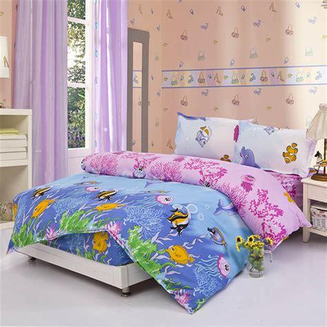 tropical fish comforter free shipping tropical aquarium fish mattress cover style