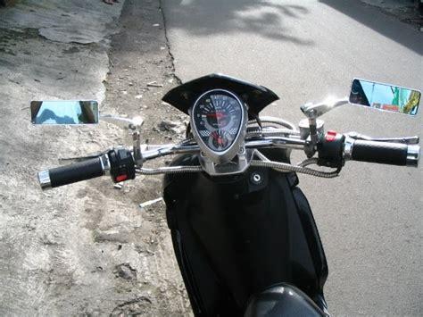 Stang Seher Mio Genuine Mio Soul doctor matic klinik spesialis motor matic modif mio stang dan spackboard belakang