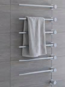 Ideas For Electric Heated Towel Rail Design T39w Scaldasalviette By Vola