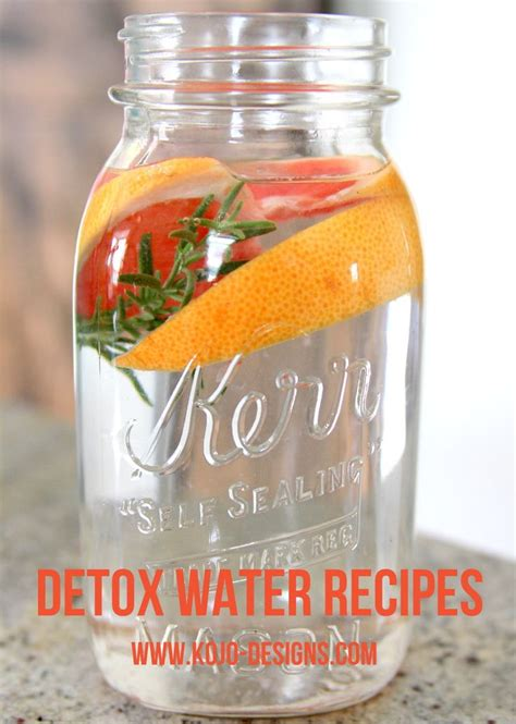Water And Tea Detox by Les 63 Meilleures Images 224 Propos De Detox Water Recipes