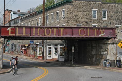 finding landmarks in howard county file bridge ellicott city md jpg wikimedia commons