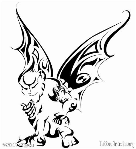 10 amazing gargoyle tattoo designs gargoyle images designs