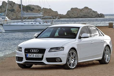 audie a 4 audi a4 motor world