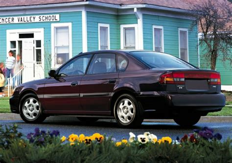 2001 Subaru Legacy by 2001 Subaru Legacy Reviews Specs And Prices Cars