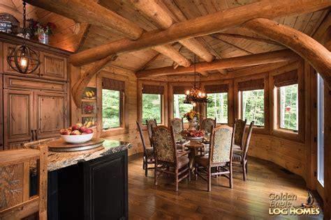 log home interiors heart of carolina log homes south carolina log home floor plan by golden eagle log homes