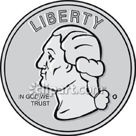 Drawing Quarter by Quarter Clipart Free Clipart Panda Free Clipart Images