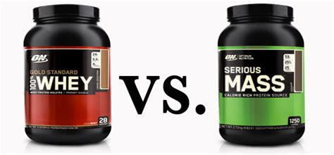 Whey Protein Gainer protein powder vs weight gainer