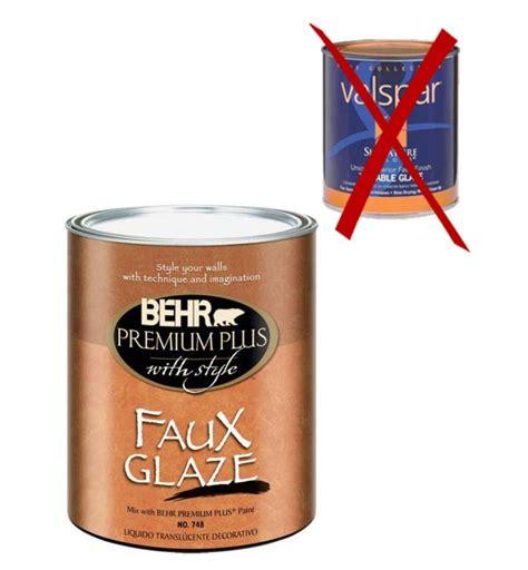 valspar translucent color glaze glaze behr premium plus 1 qt satin faux glaze 14