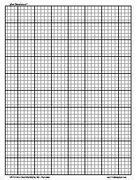 blackgray    mm linear engineering graph paper
