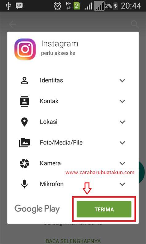 buat akun instagram android terbaru 2017 cara daftar buat akun instagram login di hp