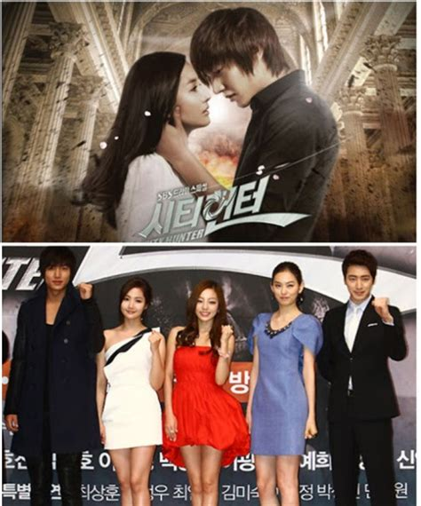 film korea city hunter ga mei fung korean drama city hunter
