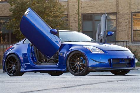 blue nissan 350z with black rims 20 quot rohana rc10 black concave wheels rims fits bmw e92 e93