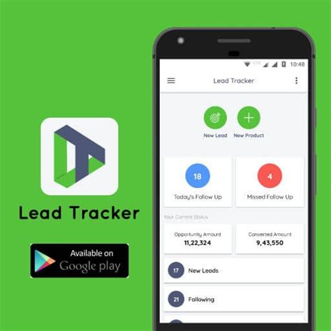 android tracker lead tracker android version