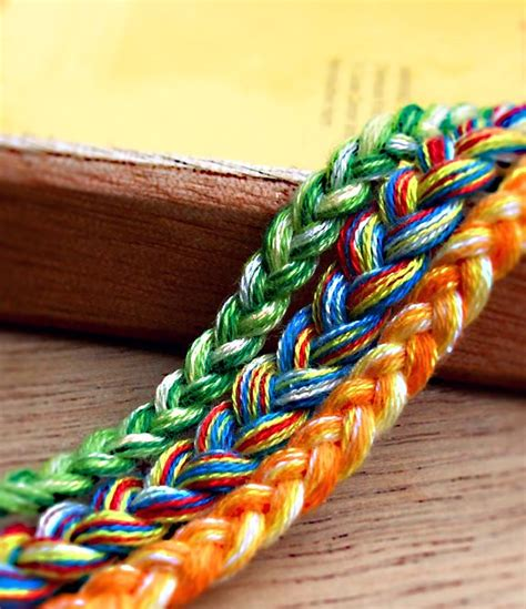 How To Make Handmade Bracelets With Threads - diy friendship braided bracelets craft diy