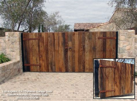 Automatic Home Design Custom Automatic Gates Suitable For Your Tuscan Style Home