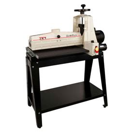 bench top drum sander woodworking sanders jet 649004k 1 3 4hp 115v 20amp 22