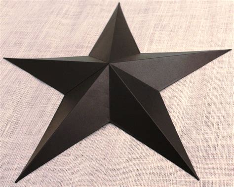 metal star home decor 24 large metal tin barn star wall decor
