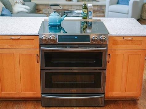 Stripes Rane Top samsung s wi fi oven and touchscreen fridge join the cnet smart home cnet