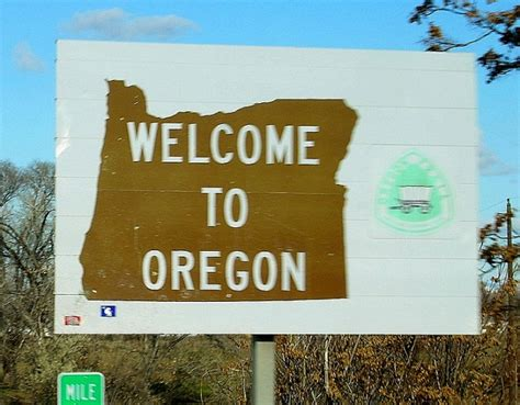 Oregon Property Tax Records Oregon Launches Program To Tax Drivers By The Mile