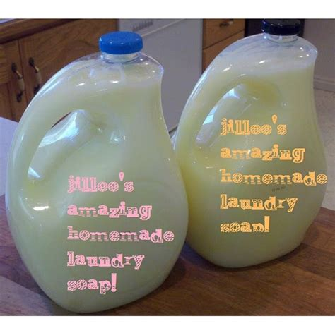 Handmade Laundry Soap - laundry soap revisited