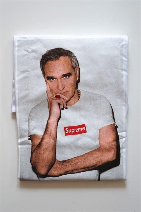 T Shirt Morrissey 1 supreme morrissey t shirt white size large xl
