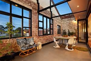 warehouse homes new york style warehouse conversion in melbourne homedsgn