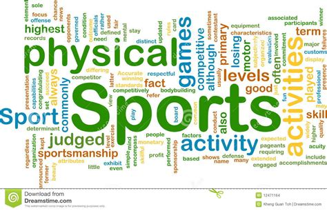 and activities sports activities background concept stock images image