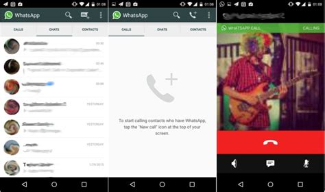 tutorial whatsapp call how to get whatsapp voice calling feature on your device