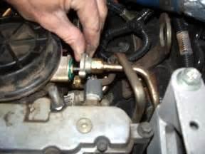 Fuel System Upgrade 1997 Powerstroke 7 3 Powerstroke Fuel Pressure Regulator Install 7