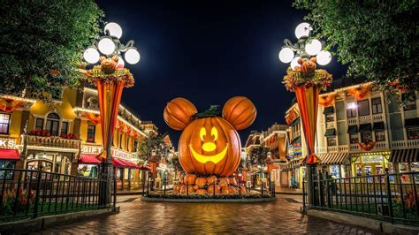 imagenes de halloween usa disneyland wallpapers wallpaper cave