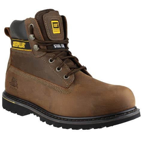caterpillar holton safety boots abbeydale direct a division of cornerstone supplies ltd