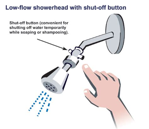 Low Flow Shower Savings by 7 Devices That Help You Save Water At Home The Alternative