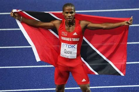 And Tobago Birth Records Renny Quow Profile Iaaf Org