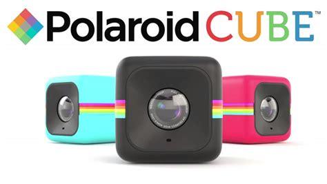 Polaroid Cube Wifi By Mitrakamera nueva polaroid cube minimalista con wifi para poner las