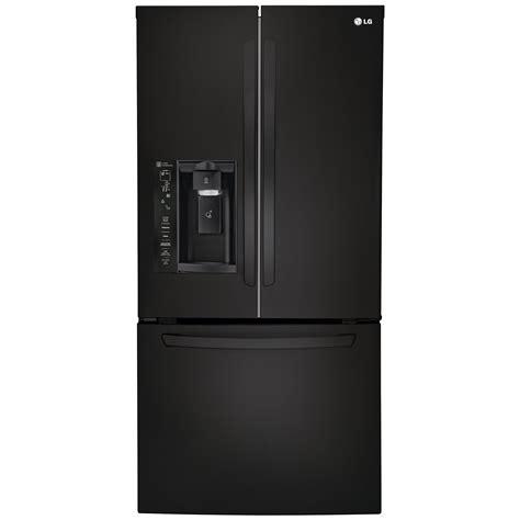 door refrigerator 33 width lg lfxs24623b 24 2 cu ft capacity door