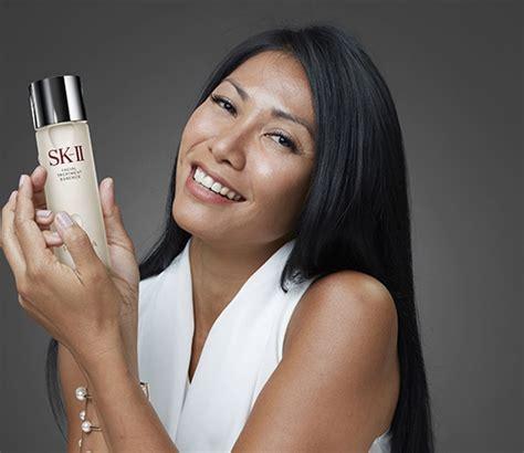Sk Ii Ukuran Kecil anggun brand ambassador sk ii hidupkan lagi impian masa kecil daily