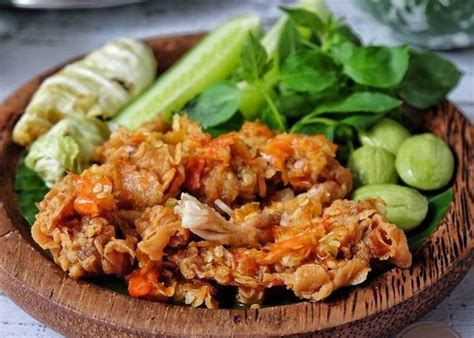 cara membuat mie ayam level pedas 4 resep ayam geprek istimewa yang dijamin bikin nagih