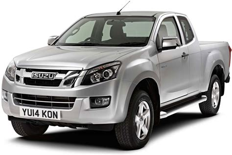 isuzu dmax isuzu d max pickup review carbuyer