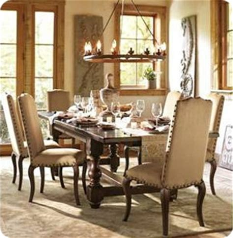 pottery barn dining rooms knockout knockoffs pottery barn dining room the krazy