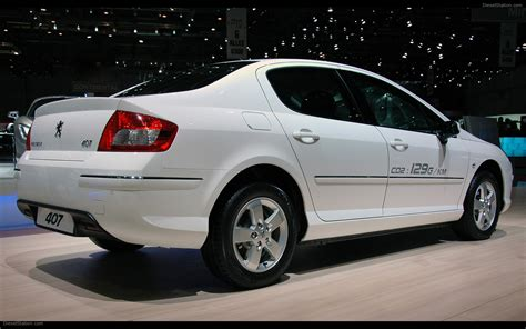 new peugeot 407 the new peugeot 407 widescreen exotic car wallpapers 02