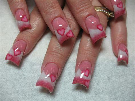 nail designs valentines day nail