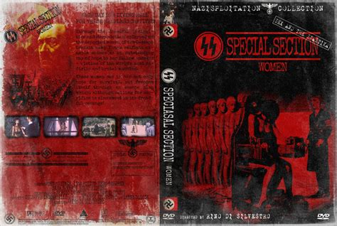 special section ss special section women movie dvd custom covers ss