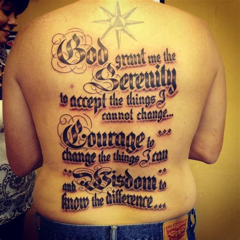 serenity prayer tattoo ideas 55 inspiring serenity prayer designs serenity