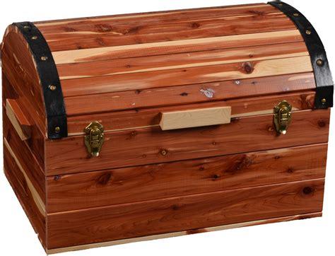 Amish crafted hope chest medium walnut creek furniture