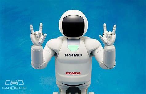 Honda ASIMO   an advanced step for robots   CarDekho.com