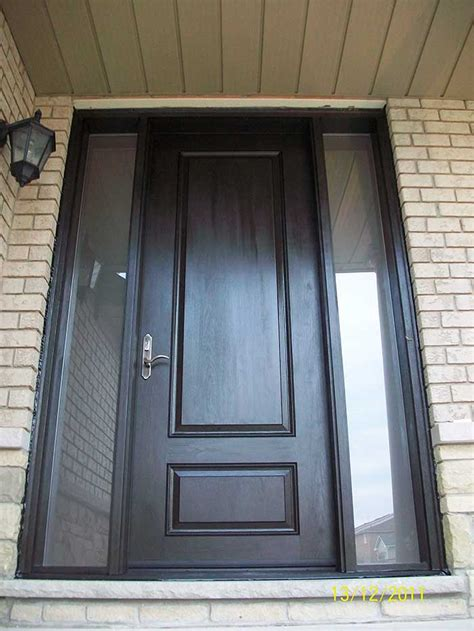 8 Foot Front Door Front Entry Doors Fiberglass Doors Modern Doors Executive Door 8 Foot Single Solid Fiberglass