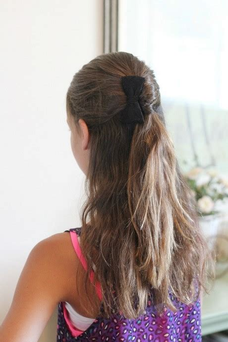 little girl hairstyles easy to do simple little girl hairstyles