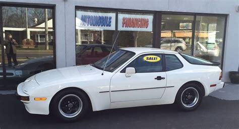 free car repair manuals 1984 porsche 944 interior lighting white porsche 944 for sale used cars on buysellsearch