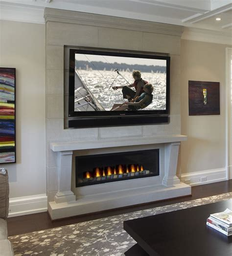 best 20 linear fireplace ideas on