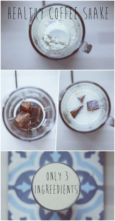 Kaos I Drink Coffee nyttig kaffedrink med bara tre ingredienser alla dagars kaos